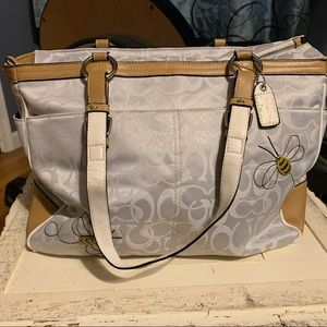 large Coach Bag